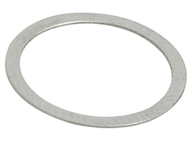 3Racing Stainless Steel 10mm Shim Spacer 0.1/0.2/0.3mm Thickness 10pcs Each