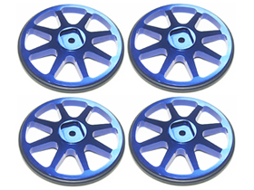 3Racing Set up Wheels - Blue Color (4 pcs)