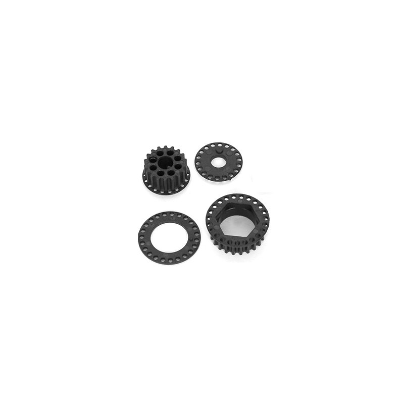 ARC R11F Pulley Set -Front