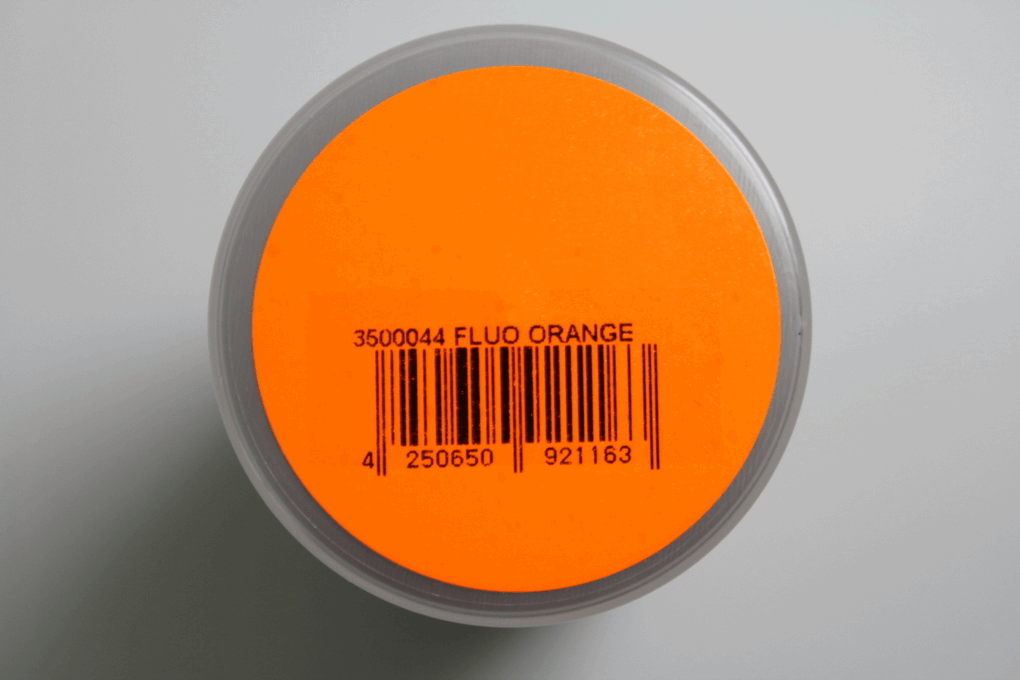 Lexan Spray Fluo Orange 150ml