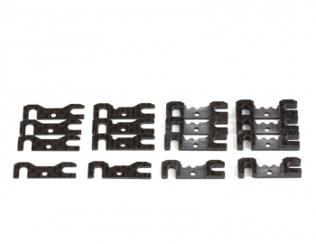 Awesomatix Roll Center Shims (Long Arms)  4 Pack