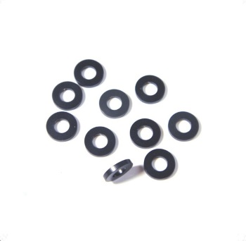 Awesomatix SH1.0 - 6x3x1.0mm Spacer Gray (10pcs)