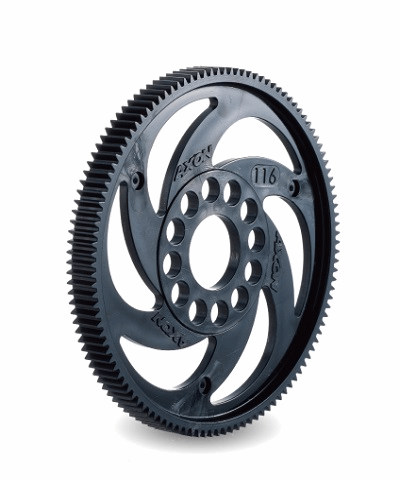 AXON TCS Spur Gear 64P 115T