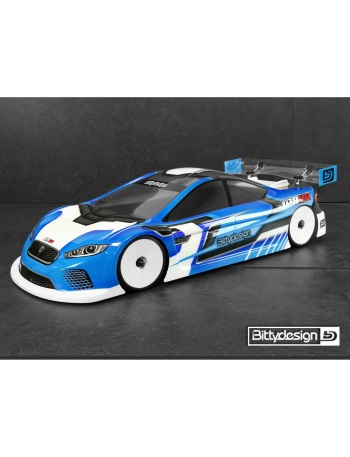 Bittydesign JP8HR 190mm TC Lightweight Body clear