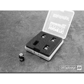 Bittydesign Body Post Marker kit Black