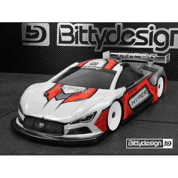 Bittydesign HYPER 190mm TC Body Lightweight