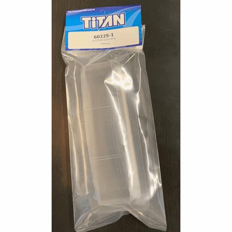 Team Titan BLITZ EK9 Aerospoiler