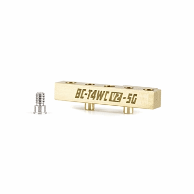 BRUNORC Brass Weight 5g Optional for Servo Xray T4 ONLY V2