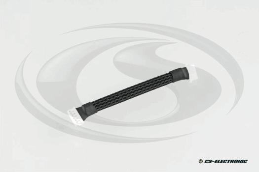 CS Electronic Rocket Sensor cable mit 6-poligem Motor- u. 8-poligem Reglerstecker -70mm-