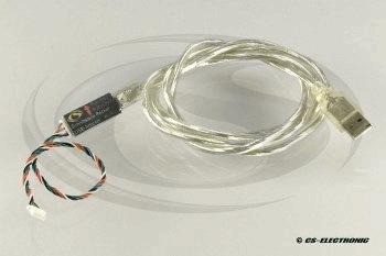 CS Electronic CS-Rocket CSX CX und CPX Schnittstelle mit USB Adapter