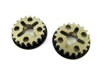 Team CSO 7075 T6 Hardcoated Lightweight 20T Middle Gear For CSo1 T4 T3 (2pcs)