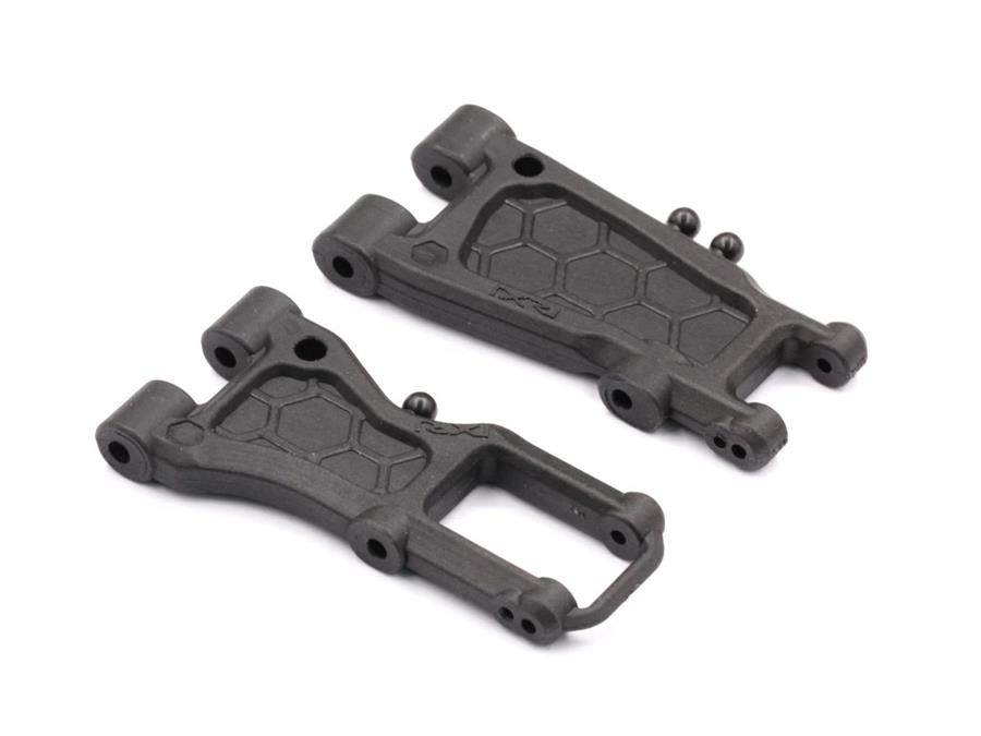 Destiny Front 53/325mm Rear 54/385mm Suspension Arm...