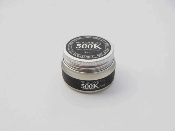 High Viscosity Diff Oil (#500000cps) (30ml)