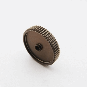 Hiro Seiko Hard Coated Alum. Pinion Gear (MoS2) DP48-22T