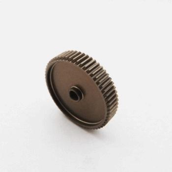 Hard Coated Alum. Pinion Gear (MoS2) DP64-55T