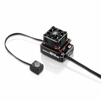 Hobbywing Xerun XR10 Pro G2 Brushless ESC Orange 160A 2-3s LiPo
