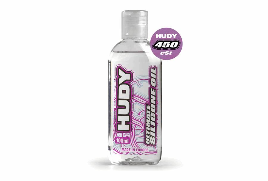 HUDY Premium Silicone Oil 450 cSt - 100ml