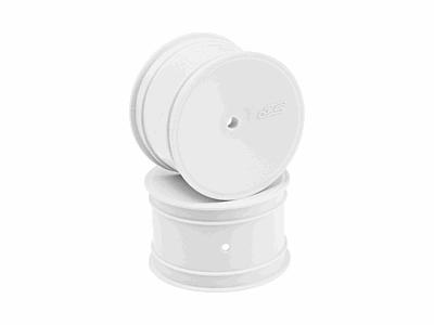 JConcepts Mono - 12mm Hex Rear Wheel - White (4pcs)