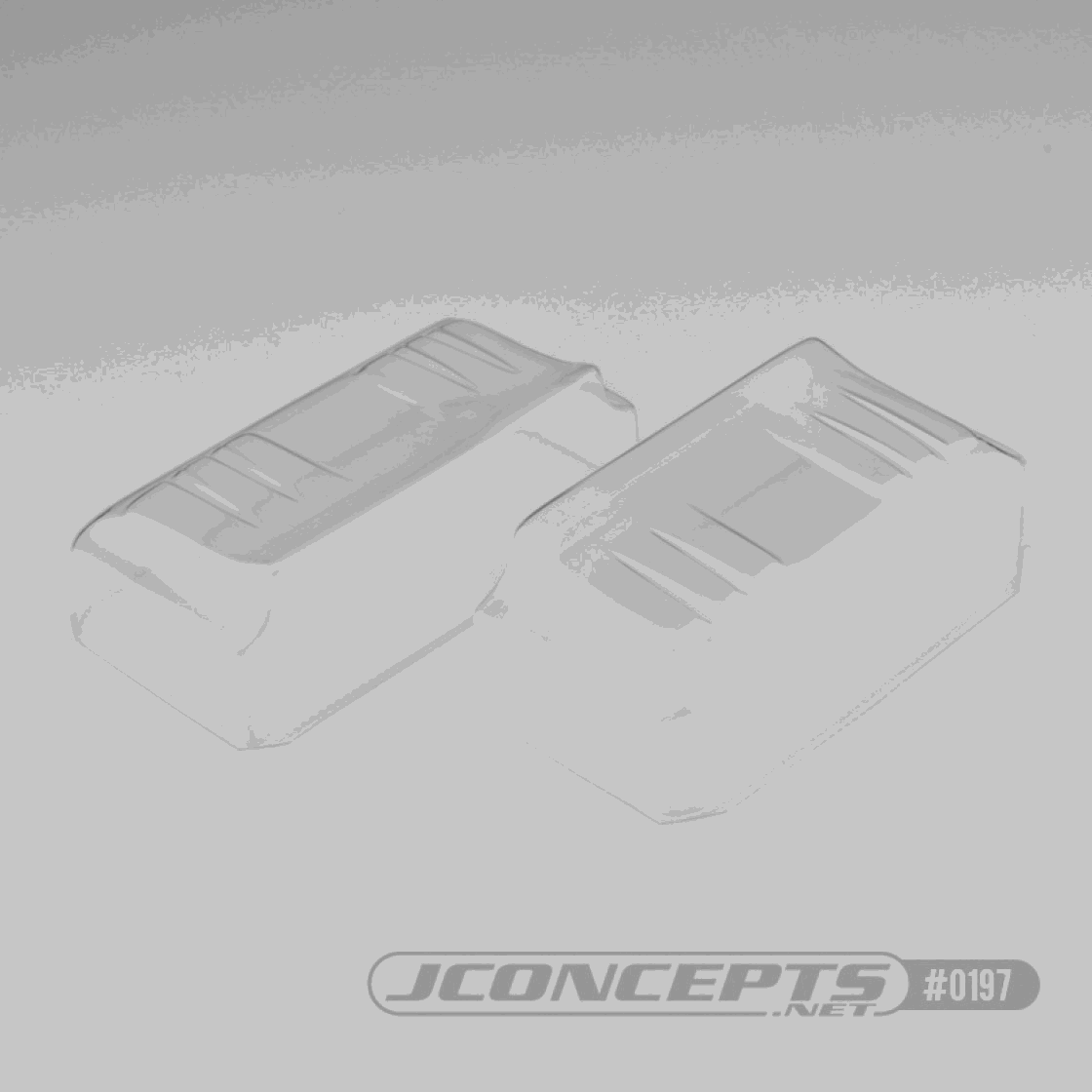 Jconcepts Carpet Astro High-Clearance rear wing