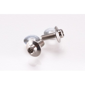 Lunsford 3 x 8mm Titanium Brushless Motor Screws