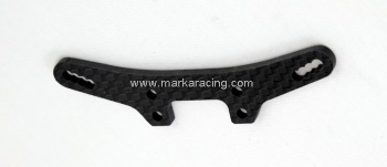 Marka Carbon Shock Tower Front for Xray T4