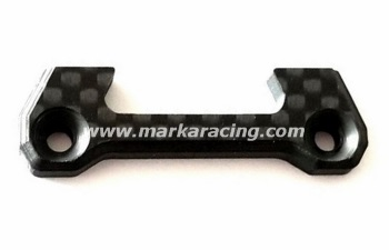 Marka Racing Carbon Bumper Upper Holder Brace For Xray T4