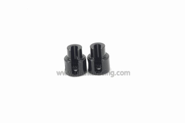 Marka Alu 7075-T6 Anti-Roll Bar Bushing for Marka & Xray T4 - Black (2Pcs)