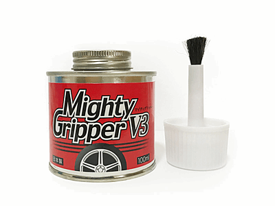 Mighty Gripper V3 Red additive (For Oily Track Surface)