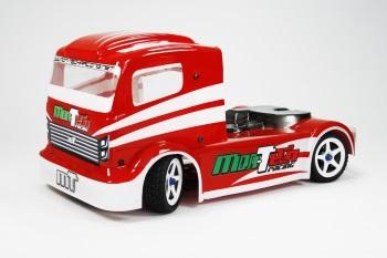 Mon-Tech M-Truck Electric Car Clear Body 190 mm