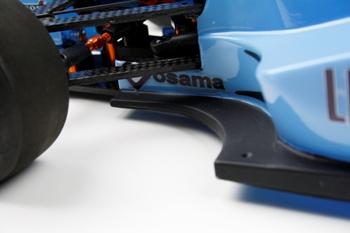 Mon-Tech Formula 1 Clear Body F18