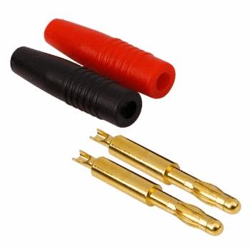 Hyper Banana Connectors (Red & Black Set)