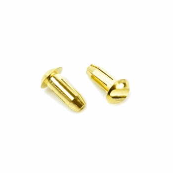 LCG Euro Connector (5mm) Male 2pcs