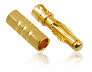 Euro Connector (Large) Male 2pcs & Female 10pcs