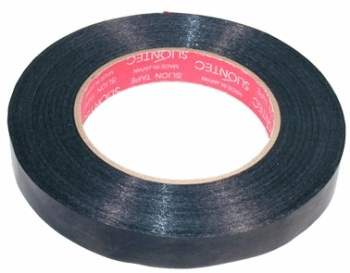 Color Strapping Tape (Black) 50m x 17mm