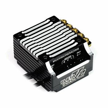 MuchMore FLETA PRO V2 Brushless ESC Black