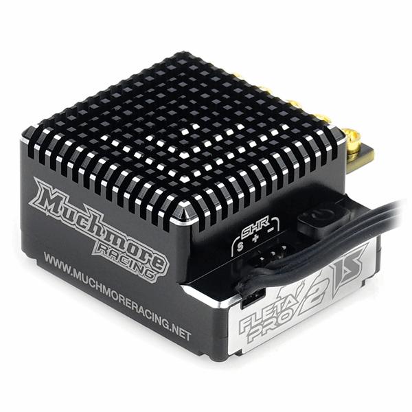 Muchmore FLETA PRO V2 Revolution1S Brushless ESC Black