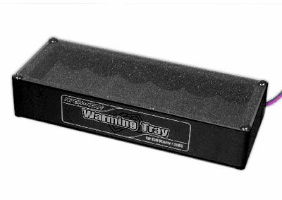 Warming -Tray (Battery Warmer for CM) Black