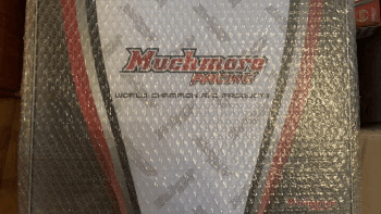 MuchMore Light Weight Factory Team Setup Board 3 for 1/10 1/12 (320x420) (Red)