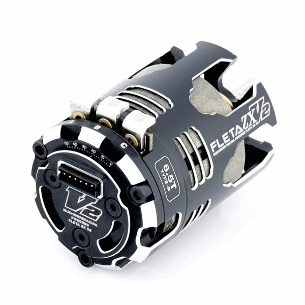 Muchmore FLETA ZX V2 6.5T R Brushless Motor for 1/12 scale on road