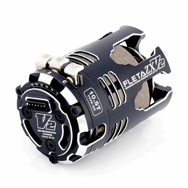 Muchmore FLETA ZX V2 10.5T ER Spec Brushless Motor