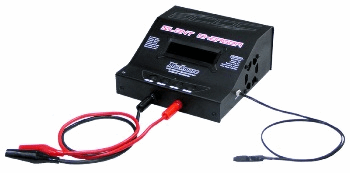 Silent Charger / Discharger (1-16cell Nicd,Nimh,Lipo 5cell) Platinum