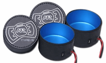Tire Warmer Blue Small Can Type 7.2-12V (Take off Size)