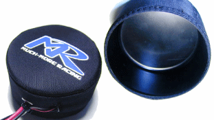 Tire Warmer Black Can Type