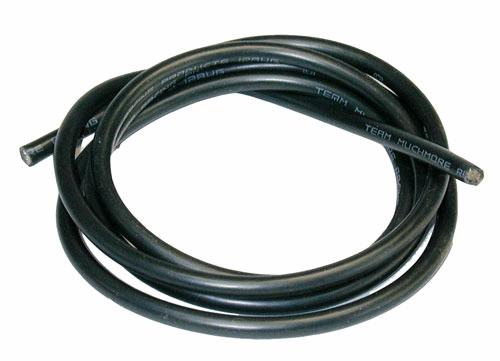 12 AWG Silveri Wire - Black 90cm