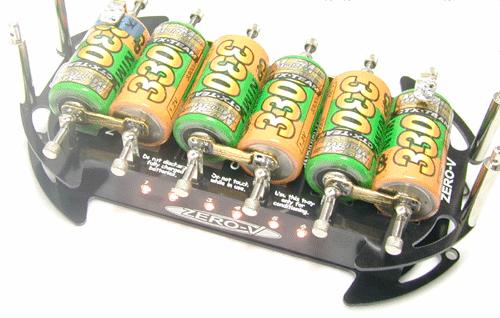 Zero-V Discharger