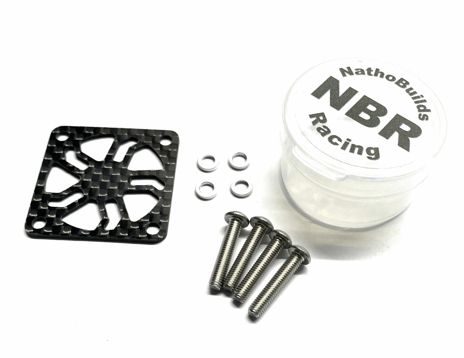 NathoBuilds Carbon Fan Guard 30mm