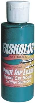 Parma Fasescent Turquoise Airbrush 60ml