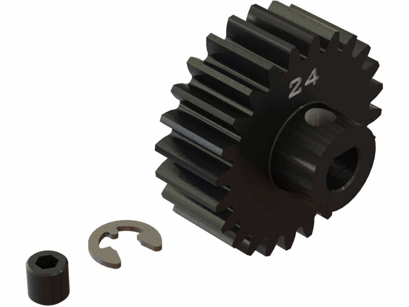 RCRING ARRMA HD Pinion Gear M1 24T