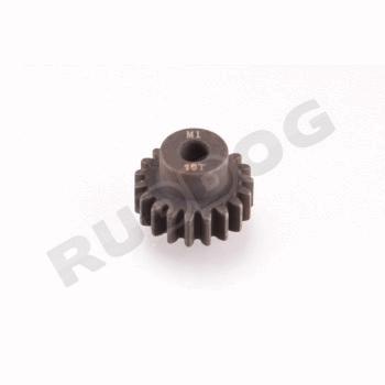 RUDDOG 19T Modul 1 Steel Pinion