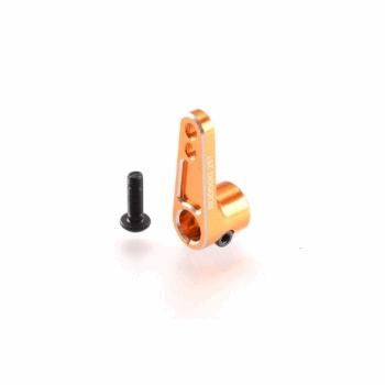 RUDDOG Aluminium Offset Servo Horn 25T Orange